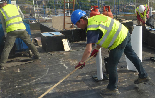 Roofing in London and the South of England